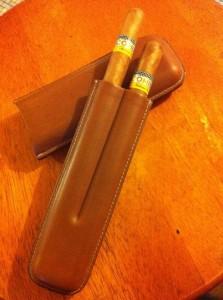 2支装雪茄套