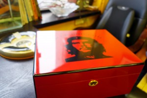 哲·古華拉雪茄保濕盒(箱),Che Guevara Humidor HAB-3a