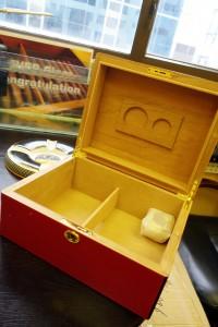 哲·古華拉雪茄保濕盒(箱),Che Guevara Humidor HAB-3c