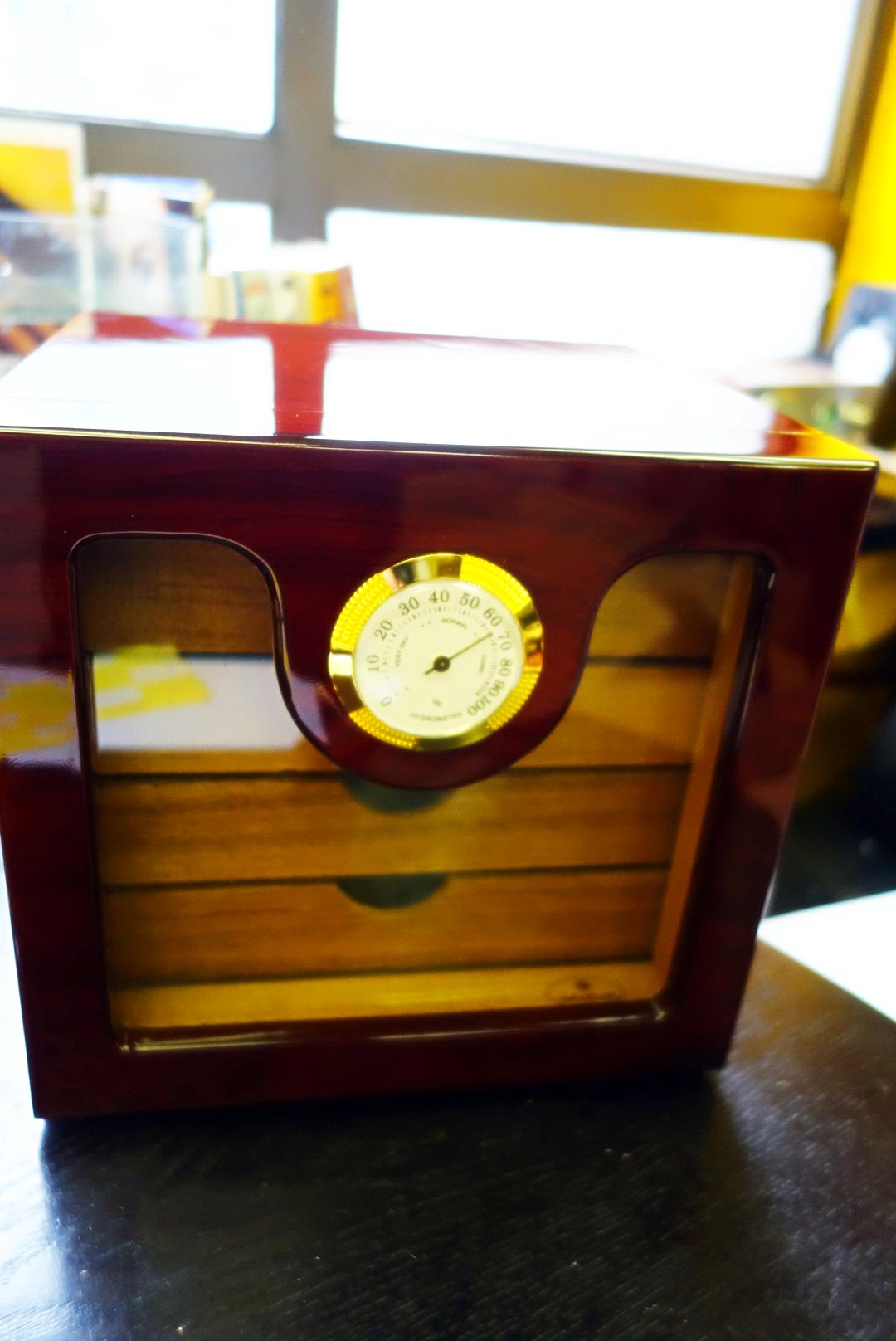 雪茄盒,雪茄箱,雪茄儲存盒,雪茄放濕箱,Cigar Humidor送禮DSC06988